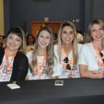 Karol Braga, Myllena Guimarães, Camila Teixeira e Valéria Pereira