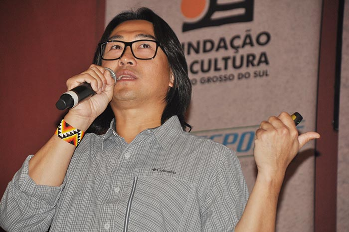 Lawrence Ikeda apresentou o cenário da pesca esportiva no Brasil
