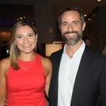 Lia Coutinho e Aloysio Duarte, do LSH