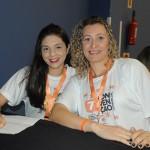 Luanne Machado e Cristiani Alonso