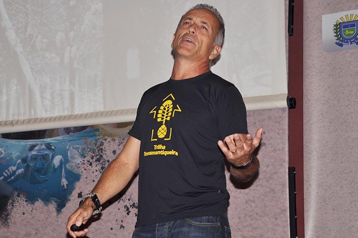Luiz Aragão, da Rede Brasileira de Trilhas de Longo Curso