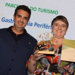 Luiz Gustavo de Oliveira, de Ilhabela, e Liana Rangel, Gastronomia Periférica
