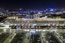MSC Grandiosa é oficialmente inaugurado em Hamburgo