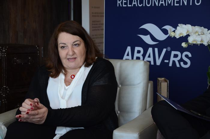Magda Nassar foi reeleita presidente da Abav Nacional