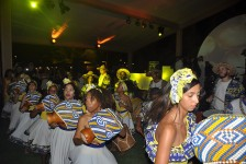 Forró e Maracatu encerram primeiro dia de Visit Pernambuco; veja fotos