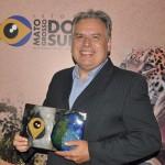 Marcelo Mesquita, dos Hotéis Deville, vencedor da categoria Hotelaria