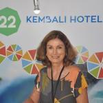Marcia Riedel, da Hotel Kembali