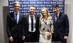 MSC realiza Workshop Internacional para mais de 100 agentes no Rio de Janeiro