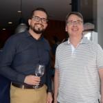 Marcos Prado e Ricardo Lidington, da E-Fácil Plus