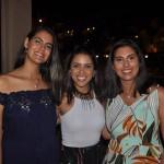 Mariana Paredes, Porto de Galinhas, Amanda Ferreira, Viajar é um Prazer, e Elisa Lins, do Vivá