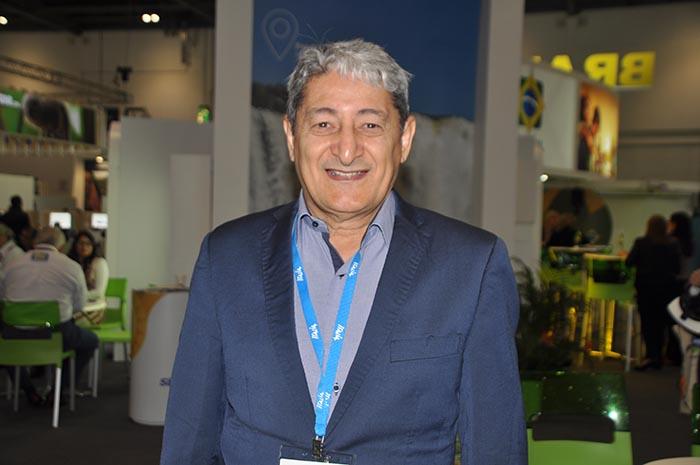 Mario Albuquerque, diretor do Itapema Beach Resorts