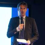 Matthew Mckinnon, chefe do Conselho da MSC Foundation