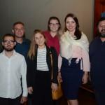 Mauam Ferraz, Ângelo Sanches, Camila Pavanati, Bianca Pletsch, Gabriele Grespan e Eduardo Fernandes, da secretaria de Turismo de Canela