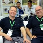 Mauricio Favoretto e Gustavo Hahn, da Trend