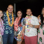 Maykon Lira, Hellen Lima, Daniel Cardoso e Cíntia Botelho
