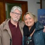 Miguel Andrade e Marcia Pereira, da Transmundi