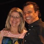 Nilde Brun, da Prefeitura de Costa Rica:MS, recebe prêmio na categoria Governo