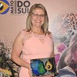 Nilde Brun, da Prefeitura de Costa Rica:MS, vencedora da categoria Governo