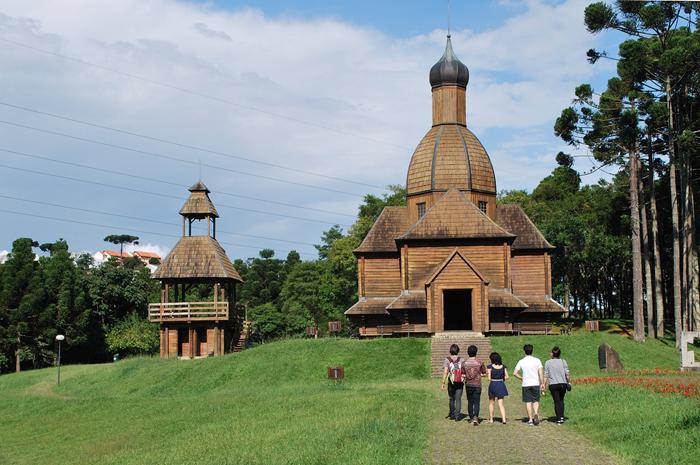 O Paraná tem o 4º maior fluxo de turistas do Brasil