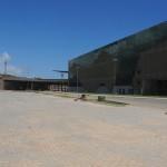 Parte da Ala A do Centro de Convenções
