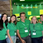 Paulo Henrique com a equipe da Localiza