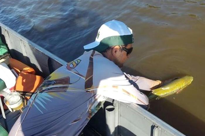 Pesca esportiva em Mato Grosso do Sul