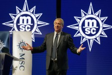 Pierfrancesco Vago, da MSC, assume presidência da Clia