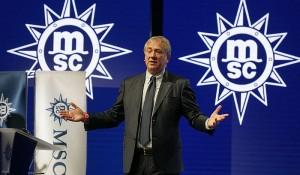 Pierfrancesco Vago, da MSC, assume presidência da Clia