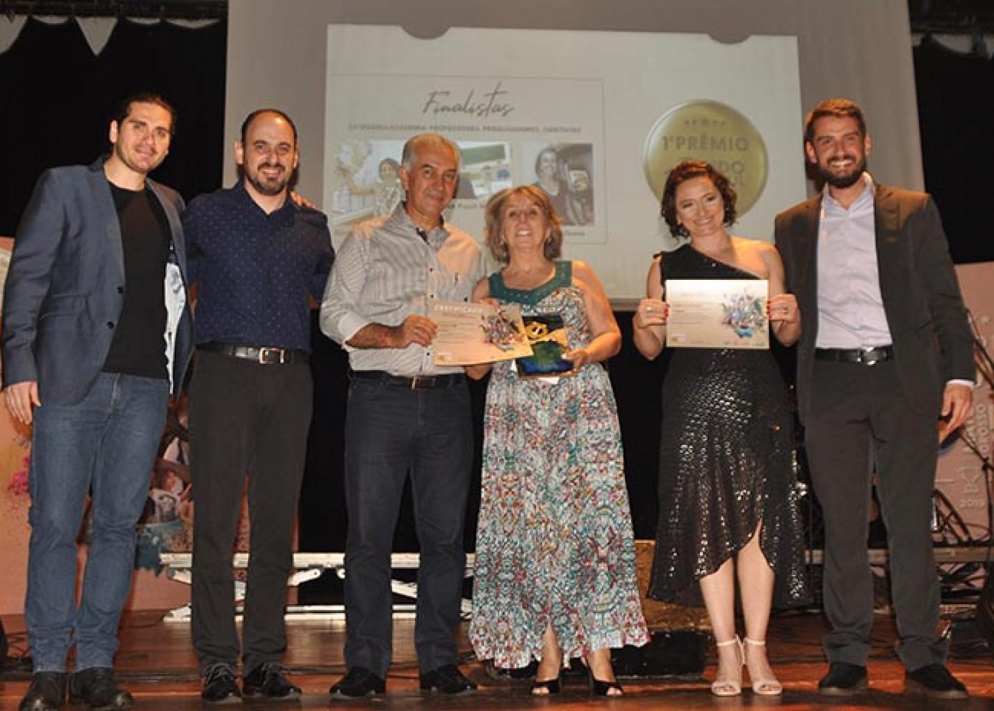 Conheça os vencedores do prêmio 'Isto é Mato Grosso do Sul'; fotos