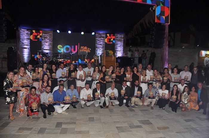Premiados no SOU Porto de Galinhas