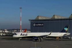 Azul realiza voo inaugural com o primeiro A321neo do Brasil