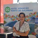 Priscila Lacerda, do Hotel Armação
