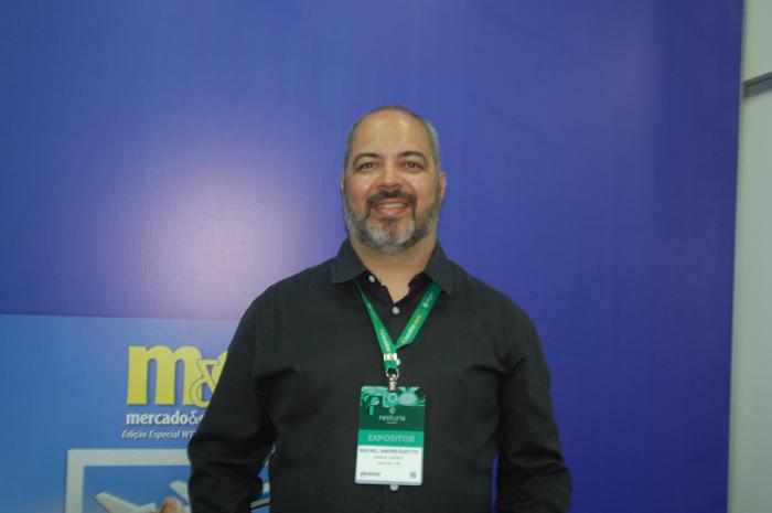 Rafael Andreguetto, da Paraná Turismo
