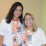 Raquel Fialho e Melissa Manson, da Affinity