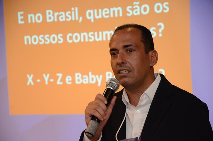Ricardo Alves, palestrante