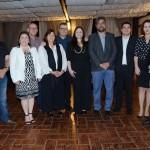 Roberto Nedelciu, presidente da Braztoa com secretarios e prefeitos da serra de Santa Catarina