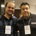 Rodrigo Ferreira e Celso Oliveira, da Schultz