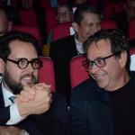 Ruy Irigaray, deputado Estadual, e Gilson Machado, presidente da Embratur