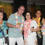 Sônia Maronez, Alexandre Pardi, Sandra Bittencourt, Josete Gallo e Luciane Costa