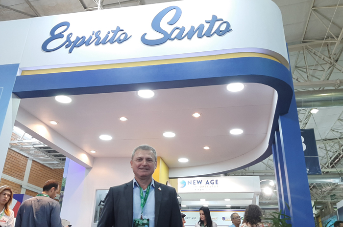 Secretário de Turismo do Espírito Santo, Uliana