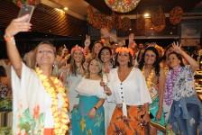 Luau no Costão do Santinho encerra Convenção Affinity 2019; veja fotos