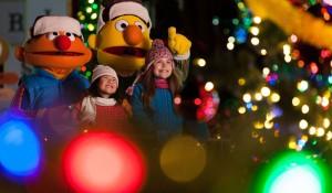 SeaWorld Orlando terá desfile inédito da Sesame Street no Natal
