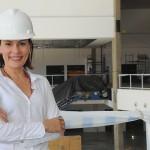 Silvana Gomes, gerente Comercial do Centro de Convenções de Salvador