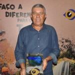 Silvio Andrade, vencedor na categoria Imprensa
