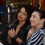 Taís Santos, da Agência Guanabara, e Monica Kezan, da Braztoa