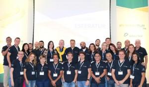 Esferatur, da CVC Corp, promove encontro com líderes de todo o Brasil