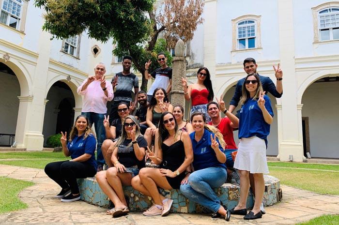 Trend e Pestana Convento do Carmo realizam capacitação com agentes de viagem