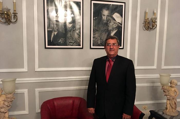 Diretor Geral do Tropicana, David J. Varela Mateo de Acosta
