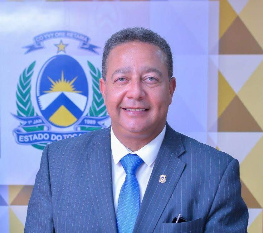 Tom Lyra, presidente da Agência de Turismo do Tocantins, assumiu a Secretaria de Indústria Comércio e Serviços
