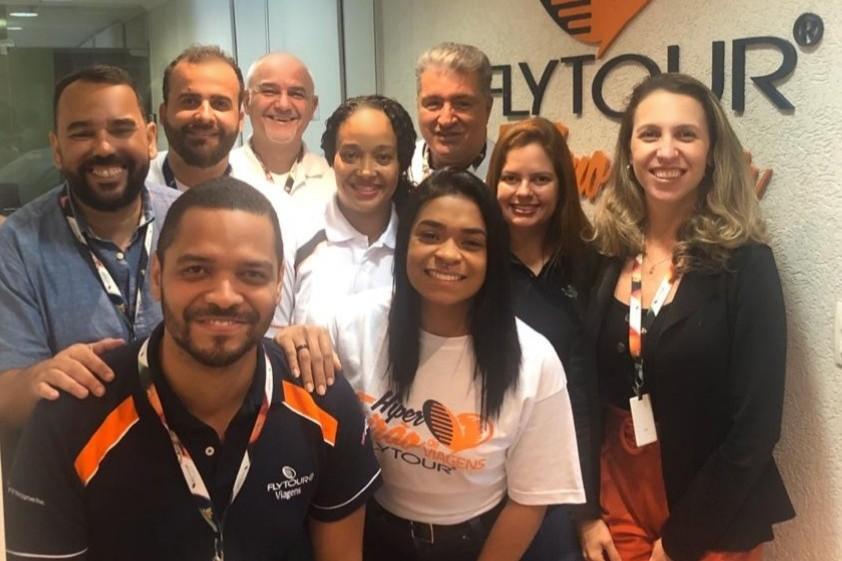equipe de Belo Horizonte